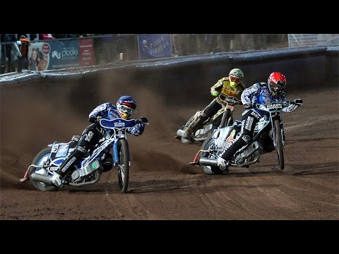 Darcy Ward's BEST EVER RACES for the Poole Pirates!