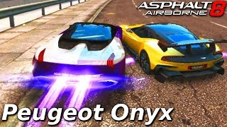 ONYX-PECTEDLY DECENT! Peugeot Onyx (Rank 1676) Multiplayer in Asphalt 8