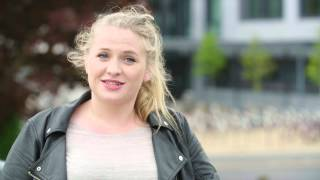 Ciara Gibbons Coyle, Arts Student @ NUI Galway