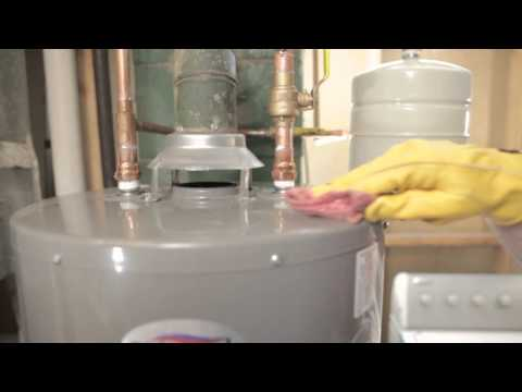 How To Install A Hot Water Heater Jacket