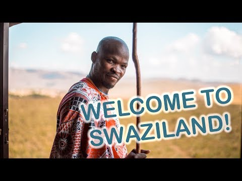 I CROSSED THE EQUATOR! Flying to SWAZILAND with SOUTH AFRICAN AIRWAYS