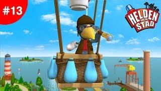 Helden van de stad - De heteluchtballon