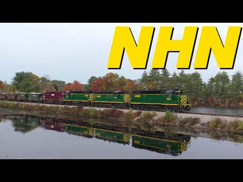 New Hampshire Northcoast: ID-2 and D8 - 2020
