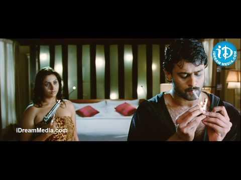 Prabhas namitha nice romantic scene billa movie youtube for Nice romantic scenes