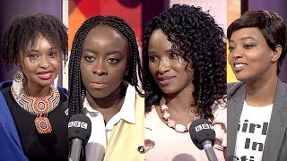 Should single mothers tell their kids about their dad? #TheSheWord | BBC Africa