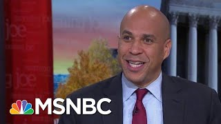 Sen. Booker: There Are Now More Billionaires Than Black People In 2020 Race | Morning Joe | MSNBC
