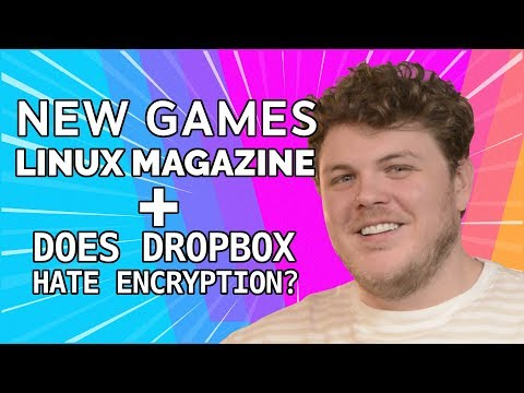 A LINUX MAGAZINE AND NEW GAMES | AUGUST 13th, 2018
