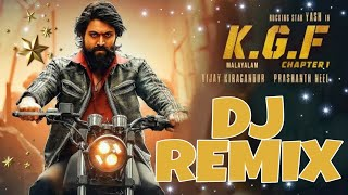 Salaam_Rocky_Bhai_KGF_Kannada Yash Prashanth Neel [BASSNICK REMIX] - DJ BEATS