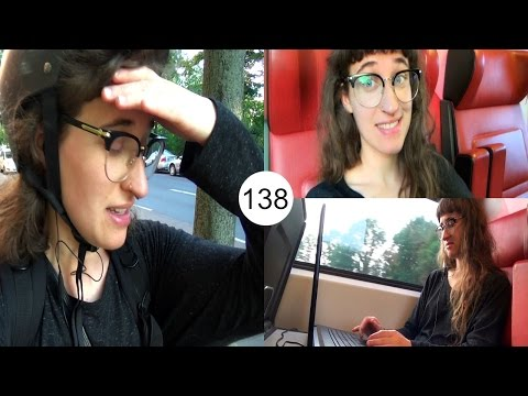Getting Harassed and Visiting The Netherlands | Berlin Vlog 138 | HiLesley-Ann