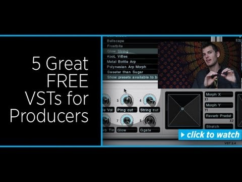 Great Free Electronic Music Production Software + Plugins - DJ TechTools