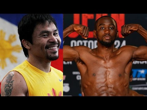 WHY PACQUIAO AVOIDED TERENCE CRAWFORD 4 VARGAS -BOXINGEGO
