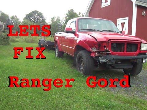Ford Ranger Rebuild part 3: Spraying Epoxy & 2K Primer