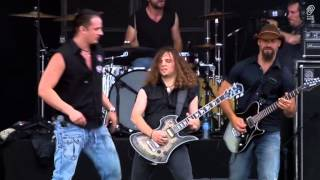 "KORITNI ""Sweet Home Chicago"" LIVE at Hellfest 2012 - New Album ""Night Goes On For Days"" - 04/09/15"