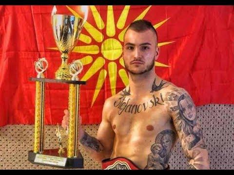 Tribute to Daniel Stefanovski: the Macedonian Warrior, Superkombat World Champion.