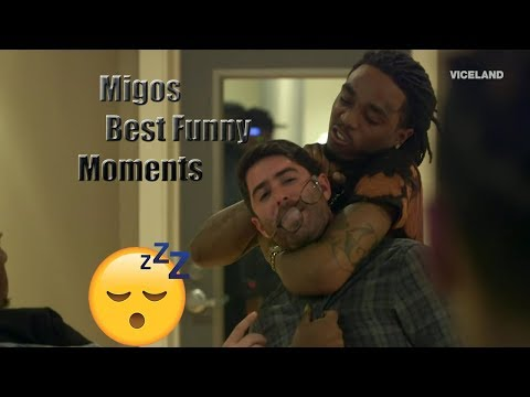MIGOS Best Funny Moments and Interviews COMPILATION