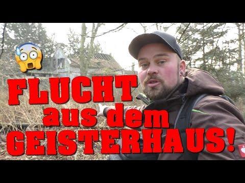 LOST PLACE: GERÄUSCHE VERTREIBEN MICH | EINSTURZGEFAHR | GEISTERHAUS