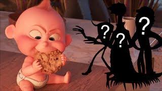 Pixar Theory: Who is Jack Jack's Monster?