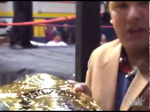 DAWG Clash Of Kings: World Wrestling Grand Prix Heavyweight Champion  Biggie Biggs vs. Matt Striker