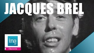 "Jacques Brel ""Ne me quitte pas"" (live officiel best quality) 