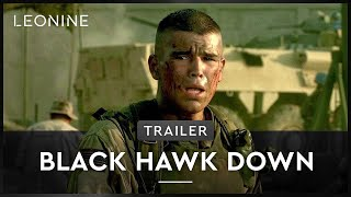 Black Hawk Down - Trailer (deutsch/german)