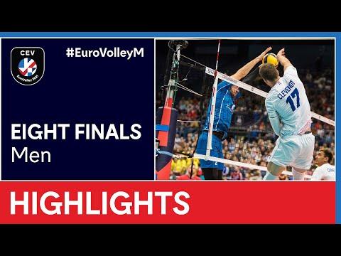 France vs. Czech Republic Highlights - #EuroVolleyM