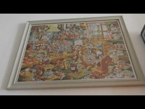 Roomtour 7 - meine Essecke - Lieblingsstücke - Vitrine - Bilderwand - Minimalismus