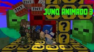 JVNQ ANIMADO 3 (ILHA LUCKY BLOCK DOS MONSTROS)