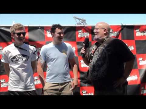 A Loss For Words Interview at the 2012 VWT