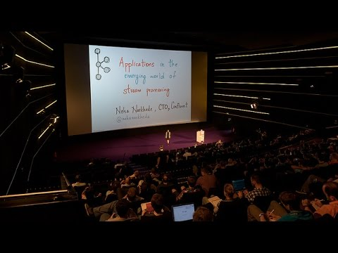 #bbuzz 2016: Neha Narkhede - Application development and data in the emerging world ... on YouTube
