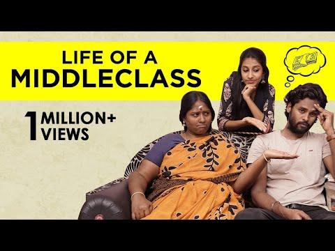 Life of a Middle Class | English Subtitles | Awesome Machi