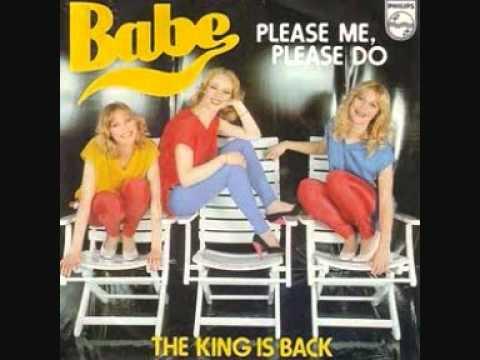 Babe - Please Me, Please Do