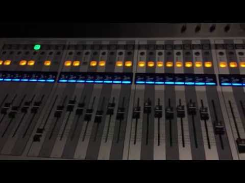 How to save and recall scenes on a Yamaha TF Mixer
