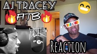 AJ TRACEY FIRE IN THE BOOTH REACTION