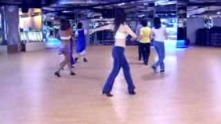Line Dance- Agua Bendita -May 10