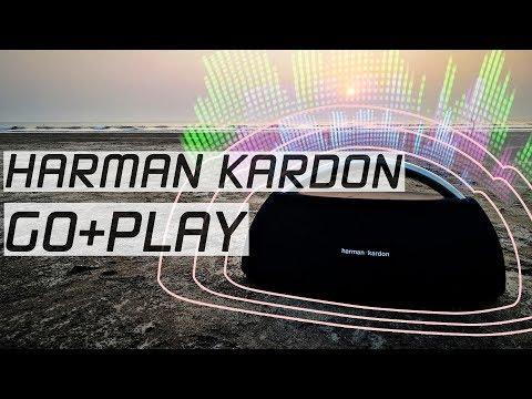 Harman Kardon Go+ Play Chiếc Loa đẹp, Hay, Nhưng ...
