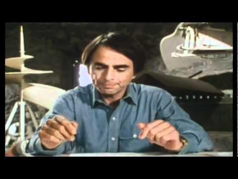 Carl Sagan - Cosmos - Space Travel