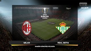 Download Video FIFA 19 | AC Milan vs Real Betis | UEFA Europa League | MP3 3GP MP4