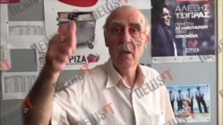 Επίθεση στα γραφεία του ΣΥΡΙΖΑ στα Πετράλωνα