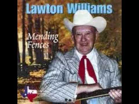 Lawton Williams-  Mending Fences