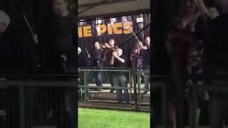 Sutton Coldfield Town fans