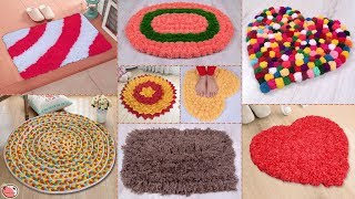 8 Beautiful Doormat Ideas !!! DIY Handmade Things