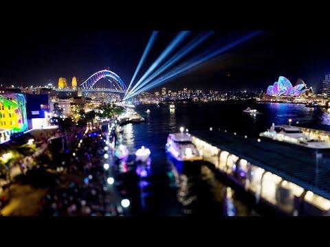 Vivid Festival To Begin In Sydney On Friday