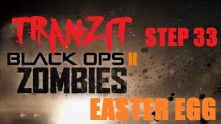 Tranzit Easter Egg/Breakdown Step 33: NEW Audio from the Farm Television! [Black Ops 2 Zombies]