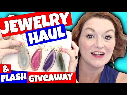 Garage Sale Jewelry Haul & Goodwill Jewelry & Jewelry Jars to Resell on Ebay & Etsy