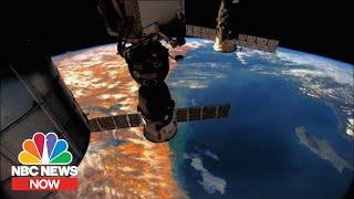 How NASA Plans To Use Robots To Refuel Satellites | NBC News Now
