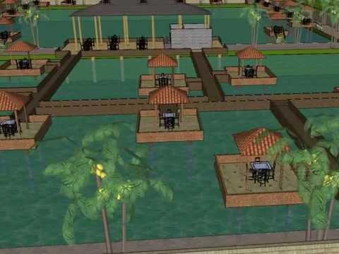 Dự Án Sắp Xây dựng Hồ Câu Cá Giải Trí Bình Chánh