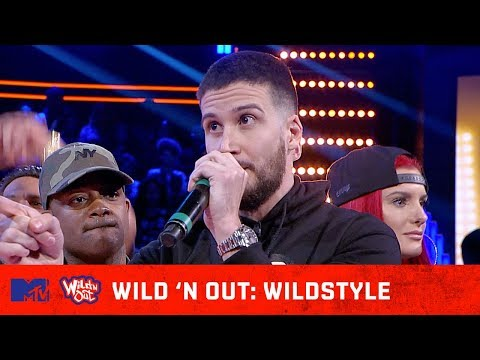 Jersey Shore's Vinny & Ronnie Battle Nick Cannon For The #1 Spot | Wild 'N Out | #Wildstyle