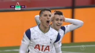 Lamela Majstorijom Šokirao Sopstvene Saigrače   Arsenal vs  Tottenham   SPORT KLUB FUDBAL