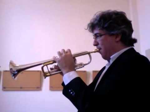 CONCONE - Lyrical Studies for trumpet - N. 3 - Allegretto cantabile