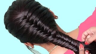 Wedding Guest Hairstyles for Girls | Hair Style Girl | Hairstyles | simple Hairstyles for long hair thumbnail